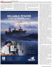 Maritime Reporter Magazine, page 42,  Nov 2010