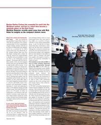 Maritime Reporter Magazine, page 49,  Nov 2010