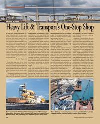 Maritime Reporter Magazine, page 56,  Nov 2010