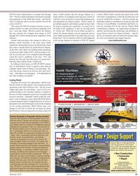 Maritime Reporter Magazine, page 63,  Nov 2010