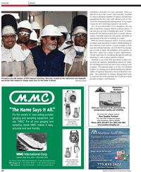 Maritime Reporter Magazine, page 66,  Nov 2010