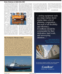 Maritime Reporter Magazine, page 73,  Nov 2010 oil industry