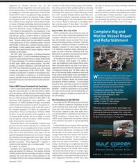 Maritime Reporter Magazine, page 75,  Nov 2010