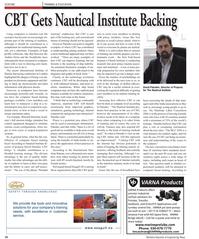 Maritime Reporter Magazine, page 76,  Nov 2010