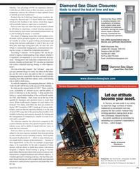 Maritime Reporter Magazine, page 77,  Nov 2010
