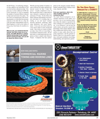 Maritime Reporter Magazine, page 79,  Nov 2010 Military Sealift Command