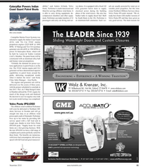 Maritime Reporter Magazine, page 83,  Nov 2010 Patrol Boats