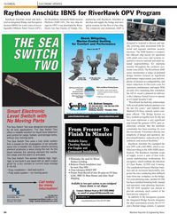 Maritime Reporter Magazine, page 86,  Nov 2010 United States Navy