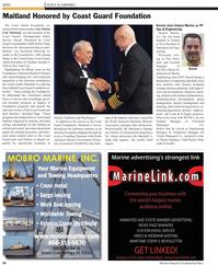 Maritime Reporter Magazine, page 92,  Nov 2010
