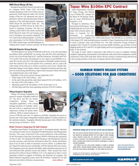 Maritime Reporter Magazine, page 95,  Nov 2010 Oil Spill Solution