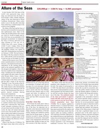 Maritime Reporter Magazine, page 12,  Dec 2010 Romero Britto
