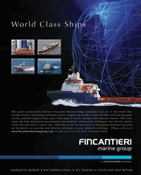 Maritime Reporter Magazine, page 13,  Dec 2010