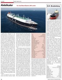 Maritime Reporter Magazine, page 16,  Dec 2010 exhaust gas econ