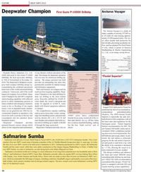 Maritime Reporter Magazine, page 18,  Dec 2010 Grant Daly