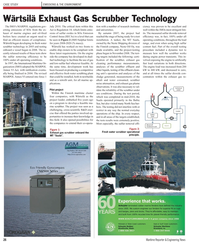 Maritime Reporter Magazine, page 26,  Dec 2010 2007 W??rtsil?? Exhaust Gas Scrubber Technology
