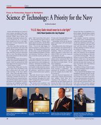 Maritime Reporter Magazine, page 30,  Dec 2010 Steve Benson
