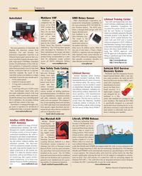 Maritime Reporter Magazine, page 36,  Dec 2010 Ethernet