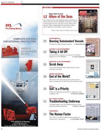 Maritime Reporter Magazine, page 2,  Dec 2010 Latin America