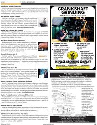 Maritime Reporter Magazine, page 39,  Dec 2010 Broadband