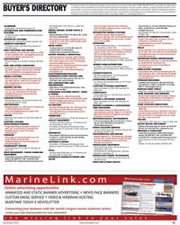 Maritime Reporter Magazine, page 41,  Dec 2010 advertising programs