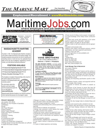 Maritime Reporter Magazine, page 42,  Dec 2010 Recruiting Office