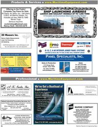 Maritime Reporter Magazine, page 46,  Dec 2010