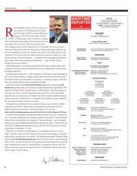 Maritime Reporter Magazine, page 6,  Dec 2010 Caribbean