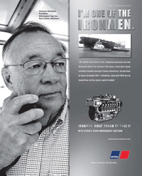 Maritime Reporter Magazine, page 17,  Feb 2011