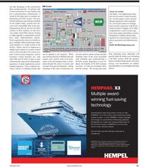 Maritime Reporter Magazine, page 21,  Feb 2011