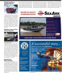 Maritime Reporter Magazine, page 29,  Feb 2011