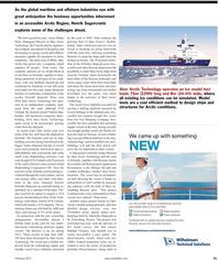 Maritime Reporter Magazine, page 35,  Feb 2011