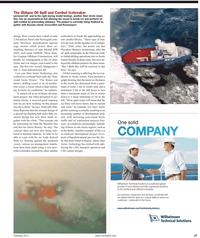 Maritime Reporter Magazine, page 37,  Feb 2011
