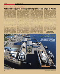 Maritime Reporter Magazine, page 38,  Feb 2011