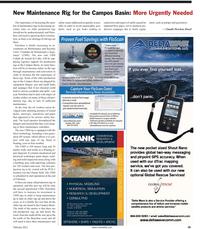 Maritime Reporter Magazine, page 39,  Feb 2011