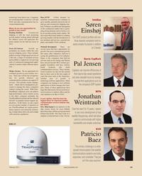 Maritime Reporter Magazine, page 43,  Feb 2011
