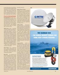 Maritime Reporter Magazine, page 47,  Feb 2011