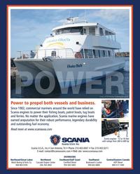 Maritime Reporter Magazine, page 3,  Feb 2011