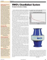 Maritime Reporter Magazine, page 49,  Feb 2011