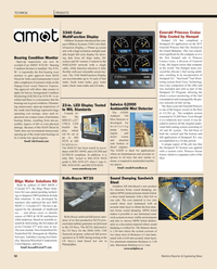 Maritime Reporter Magazine, page 50,  Feb 2011