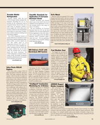 Maritime Reporter Magazine, page 51,  Feb 2011