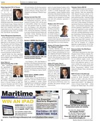 Maritime Reporter Magazine, page 52,  Feb 2011