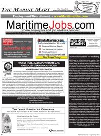 Maritime Reporter Magazine, page 58,  Feb 2011