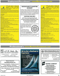 Maritime Reporter Magazine, page 59,  Feb 2011