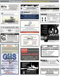 Maritime Reporter Magazine, page 60,  Feb 2011