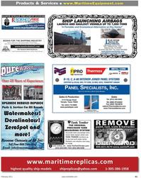 Maritime Reporter Magazine, page 61,  Feb 2011