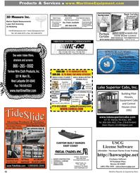 Maritime Reporter Magazine, page 62,  Feb 2011