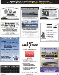 Maritime Reporter Magazine, page 63,  Feb 2011