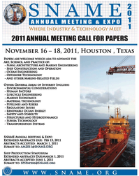 Maritime Reporter Magazine, page 3rd Cover,  Feb 2011