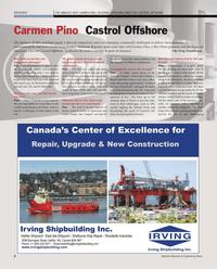 Maritime Reporter Magazine, page 8,  Apr 2011