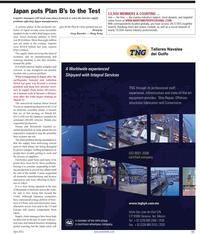 Maritime Reporter Magazine, page 11,  Apr 2011